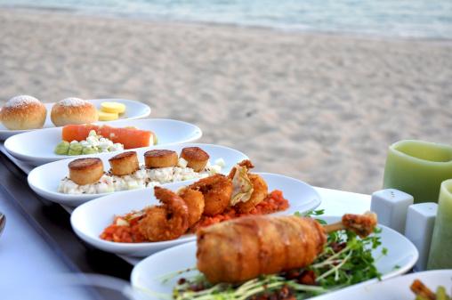 Consejos para Manipuladores de Alimentos en la playa