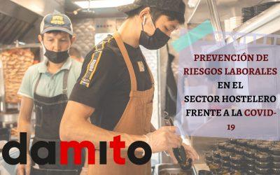 Prevención de Riesgos Laborales en el Sector Hostelero frente a la COVID-19